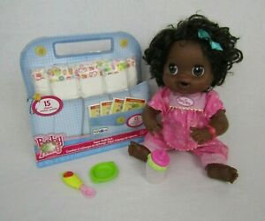 Baby Alive Real Surprises 2010 Talks Eats Pees Interactive Accessories Diaper