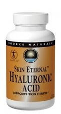Hyaluronic Acid 50 mg from BioCell Collagen II Source Naturals, Inc. 30 Tabs