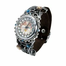 Alchemy Steampunk Telford Chronocogulator Timepiece Pewter Watch BRAND NEW