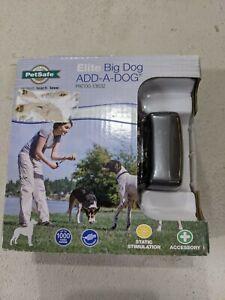 NEW PetSafe Elite Big Dog Remote Trainer Add-A-Collar # PAC00-13632