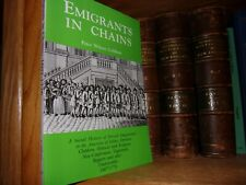 Emigrants In Chains Genealogy Book