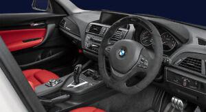 BMW GENUINE F20 LCI Carbon Alcantara M Performance Interior Trim Kit 2454348