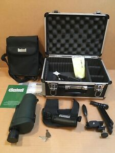 Bushnell Sentry Spotting Scope Ultra Compact 12-36x 50mm Green 789332