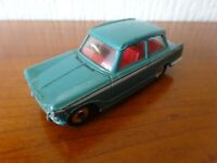 TRIUMPH VITESSE - DINKY TOY 134 - Die cast model - UNBOXED - SEE PHOTOS.