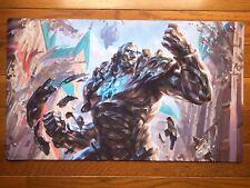 Karn The Great Creator Playmat Mtg Magic The Gathering War Of The Spark