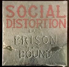 Social Distortion - Prison Bound LP [Vinyl New] Sealed Record Album