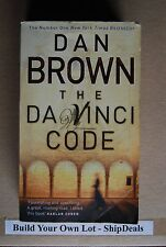 Paperback Novel by Dan Brown The Da Vinci Code Uk Edition Printed In Germany