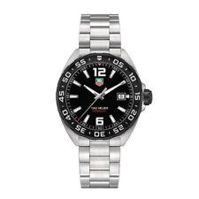 TAG Heuer Armbanduhren mit 12-Stunden-Zifferblatt