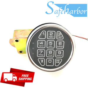 SafeHarbor Electronic Combination Safe Lock Repl M-LOCKS for S&G Sargent La Gard
