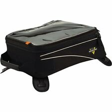 Black Nelson Rigg Classic Series CL-904 Standard Strap Mount Tank/Tail Bag Motor