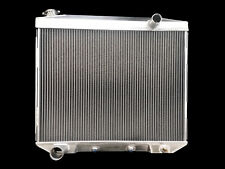 CC5759TK For 1957 1958 1959 FORD Fairlane V8 1957-1959 3 Rows Aluminum Radiator