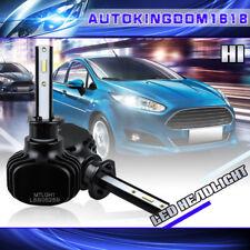 H1 LED Flip Chip Headlight Bulb Kits Fog Light for Volvo XC90 2003-2012 48000LM