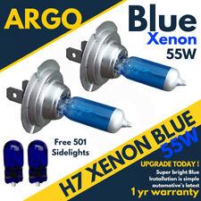 H7 55w 8500k Xenon Cool Ice blue Effect Headlight Lamps Light Bulbs T10 501 12v