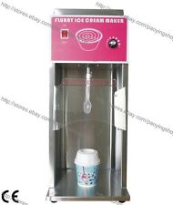 3600rpm Commercial Electric Flurry Ice Cream Machine Maker Mixer Shaker Blender