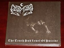 Leviathan: The Tenth Sub Level Of Suicide CD 2016 Hammerheart HHR Digipak NEW