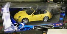 Articoli di modellismo statico scala 1:18 per Porsche