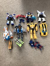 Playskool Heroes Transformers Rescue Bots BLADES Bot Hasbro Lot Bumblebee Parts