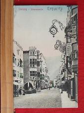 Farbkarte - Sterzing / Vipiteno - gel 1907 - Trentino-Südtirol - sehr schön !!