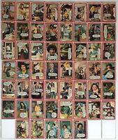 Welcome Back Kotter Vintage Trading Card Set 53 Cards Topps 1976