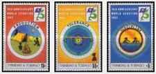 Timbres Scoutisme Trinité et Tobago 452/4 ** lot 24827