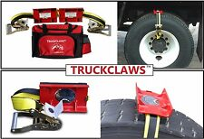 Truck Claws Heavy Duty Traction Cleats Ice Mud Snow - Semi, Commercial Vehicle