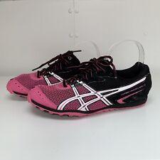 Asics Ladies Hyper-Rocket Girl Pink & Black Running Trainers Size UK 6, EU 39.5