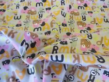 Tessuti e stoffe per hobby creativi bambino al metro , Materiale 100 % Cotone