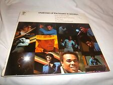CHAIRMEN OF THE BOARD/IN SESSION-INVICTUS SKAO-7304 NEW SEALED LP