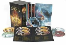 The Chronicles Of Narnia 7-Book And Audio Box Set: By C. S. Lewis