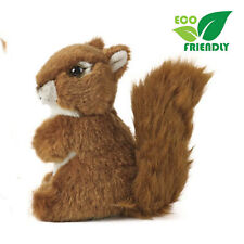 Living Nature Soft Toy - Large Squirrel 20cm