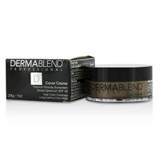 Dermablend Cover Creme Broad Spectrum SPF 30 (High Color - Cafe Brown 28g