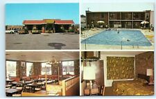 Mac George's Restaurant and Motor Inn Waretown NJ New Jersey Postcard B26