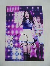 Twice Nayeon 4x6 Photo Korean autograph signed USA Seller 10 KPOP