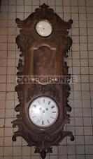 carillon barometre en bois et fonte de fer 1900 no odo Westminster