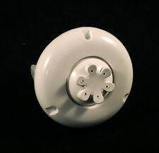 Bocchetta box doccia Vitaviva 6 fori bianca centrale 498793