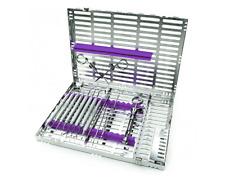 IMS Signature Series Cassette - Large - Purple HU-FRIEDY IM4166 ORIGINAL