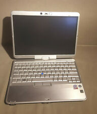 HP Compaq 2710P convertible tablet laptop - in working order
