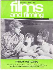 FILMS AND FILMING December 1979 - Neil Simon interview