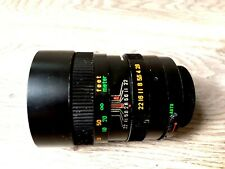 Pentax M42 Screw Mount Strathconar 135mm f2.8 Manual Prime Portrait Lens