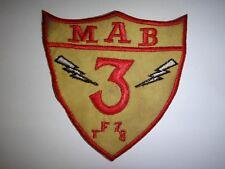 USMC 3rd MARINE AMPHIBIOUS BRIGADE Task Force 78 Vietnam War Patch
