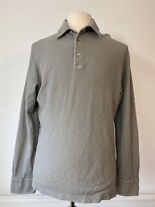 Loro Piana POLO SHIRT Jersey BNWT XL 100% Cotton RRP Pristine £425
