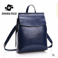 New Brand Elegant Women's Backpack Genuine Leather Lady's Bag Fashion Girl's Bag