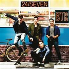 Big Time Rush - 24/seven NEW CD