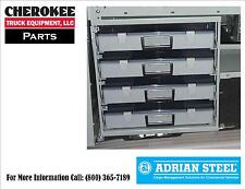 Adrian Steel SPT-4, SMALL PARTS TOTE, STEEL & POLY