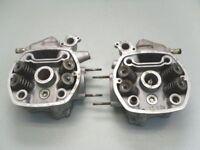 #034 Honda CX500 CX 500 Cylinder Heads