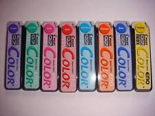 Pilot Color Eno pencil lead 0.7mm--total 80 pieces (8-COLOR SET)