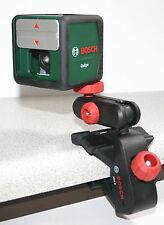 BOSCH Quigo Cross Line Laser for Tilers and DIY
