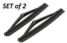 "VOLVO 850 S40 V40 HEADLIGHT WIPER BLADE SET OF 2 OES NORDIC 8"" 220mm 274432"