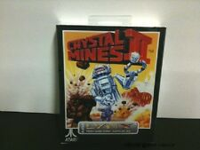 Crystal Mines ll 2 For Atari Lynx (NEW Factory Sealed )