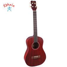 New Kohala Ko-B Kine'O Series All Linden Acoustic Baritone Ukulele - Natural